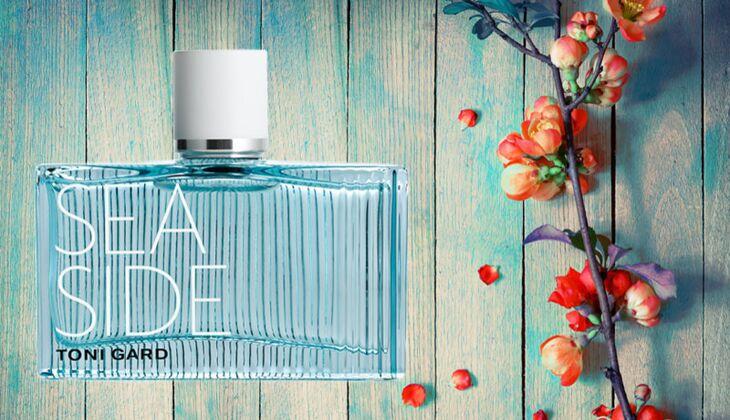 Parfüm Trend 2015 für Frauen: Seaside