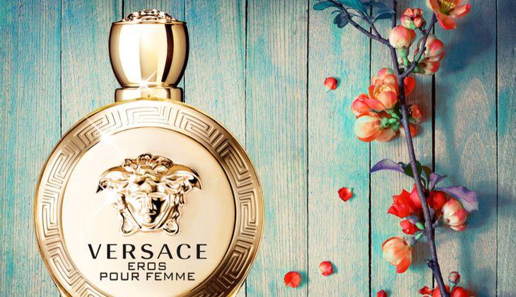 Parfüm Trend 2015 für Frauen: Versace: Eros Pour Femme