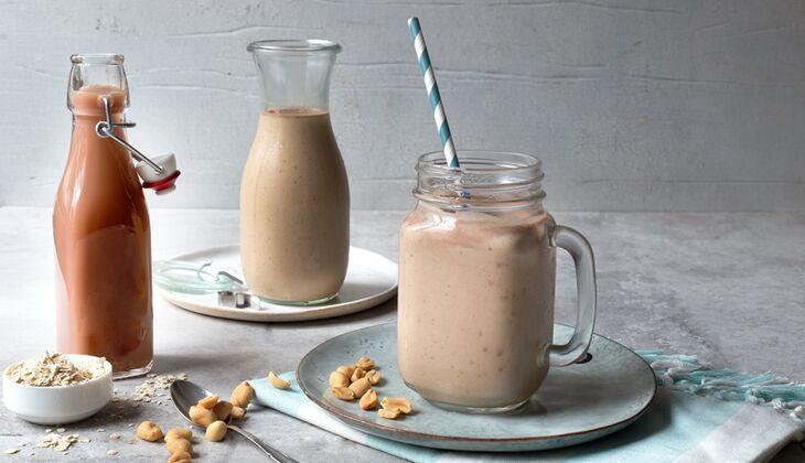 Peanutbutter Protein-Smoothie