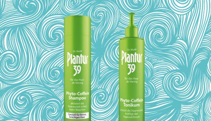 Plantur 39 Pflegeserie gegen Haarausfall