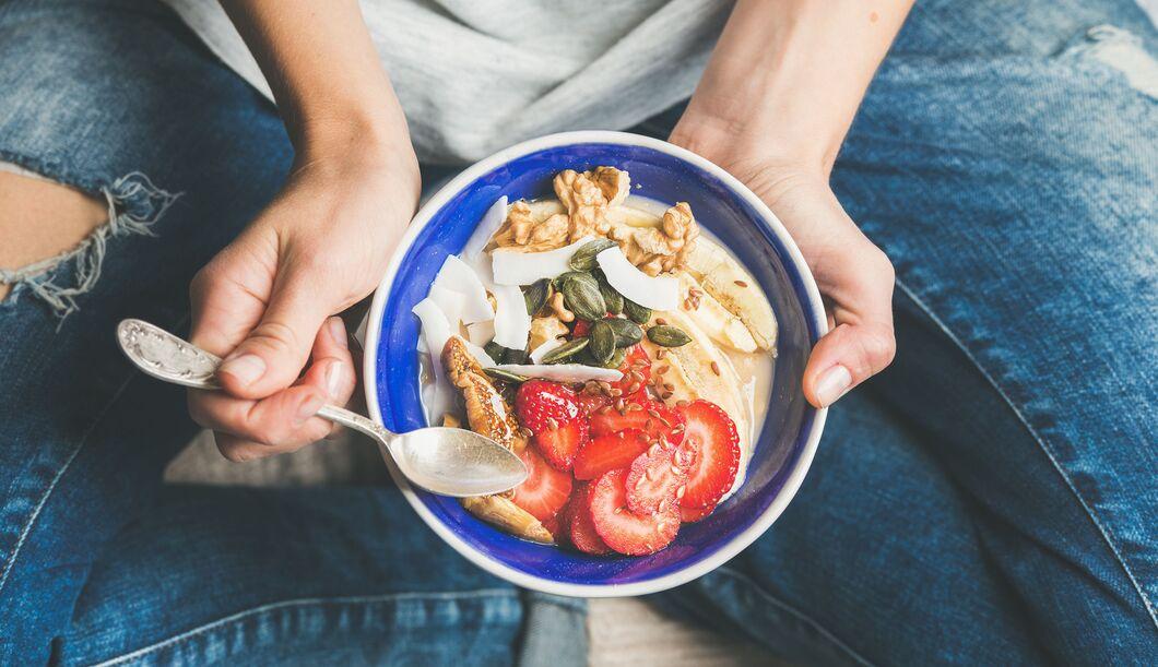 Rezepte zum Abnehmen: Leichter Genuss mit wenig Kalorien