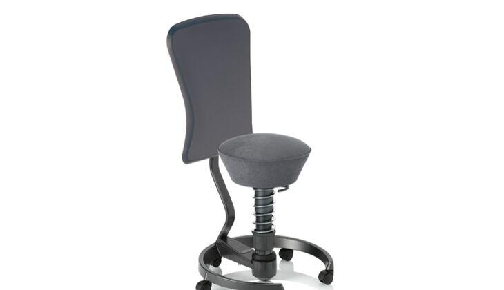 Richtig sitzen im Büro