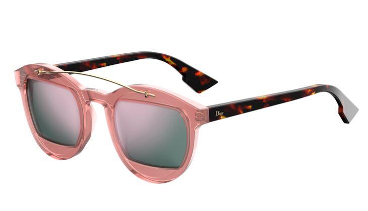 Rosa Sonnenbrille von Dior
