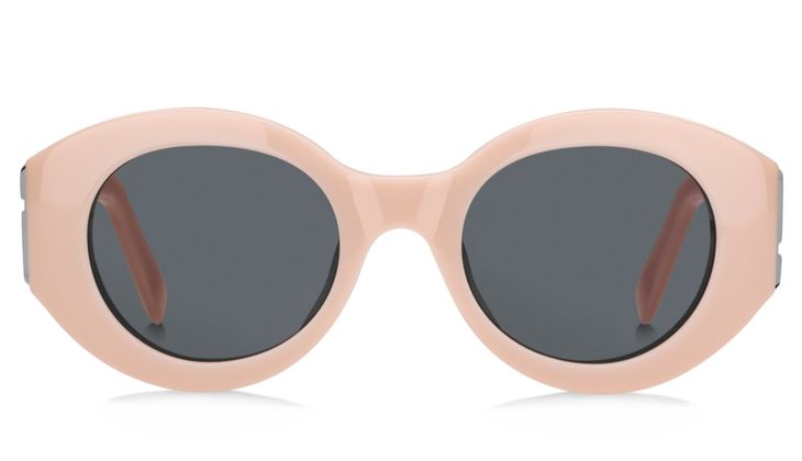 Rosa Sonnenbrille von Marc Jacobs