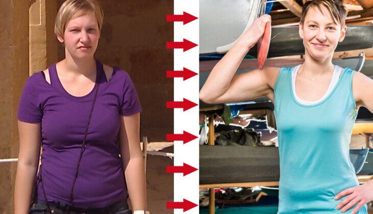 Schnell abnehmen: Anne hat 9 Kilo abgenommen