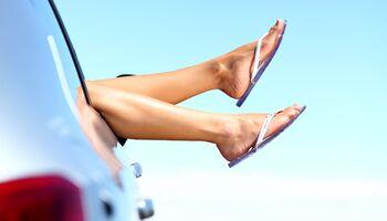Schöne Füße in 6 Schritten