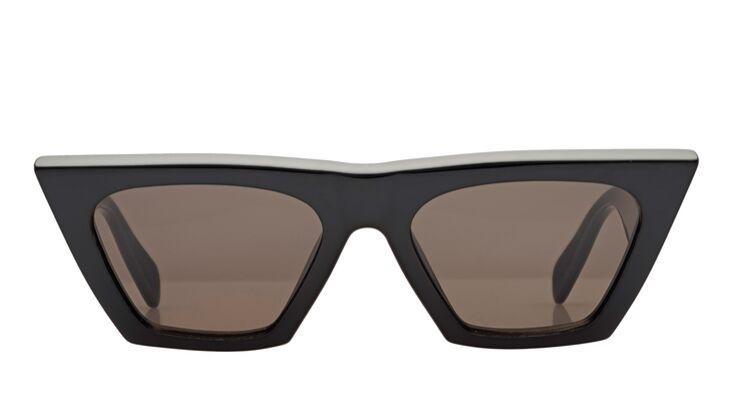 Schwarze Sonnenbrille von Céline