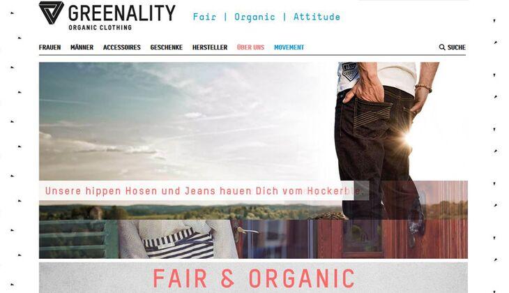 Screenshot Greenality