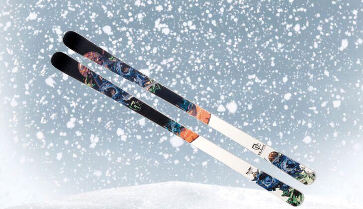 Ski von Icelantic, zirka 600 Euro