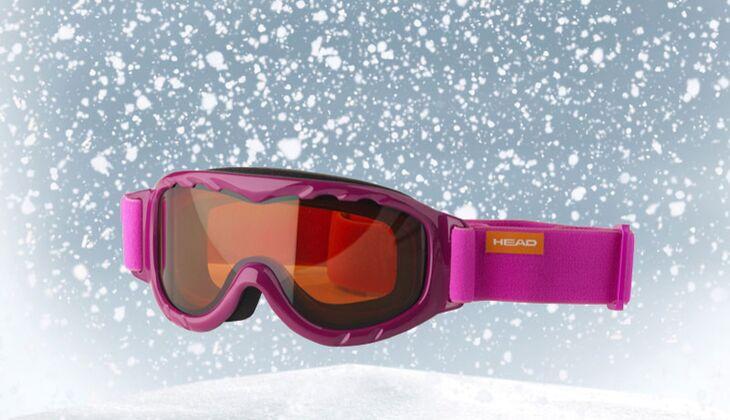 Skibrille von Head, zirka 40 Euro