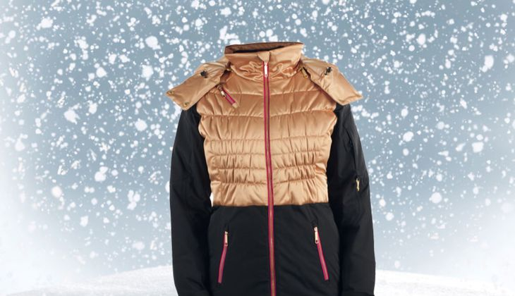 Skijacke von Spyder, zirka 450 Euro