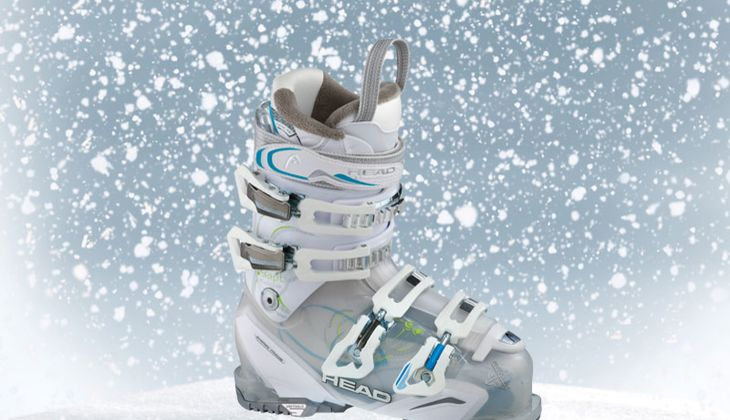 Skischuhe von Head, zirka 200 Euro