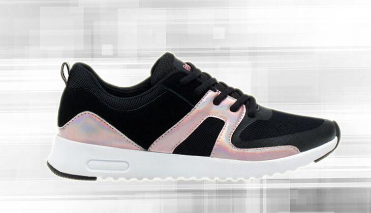 Sneakers in allen Farben: Bershka