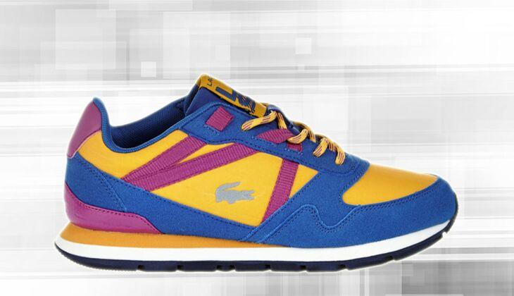 Sneakers in allen Farben: Lacoste