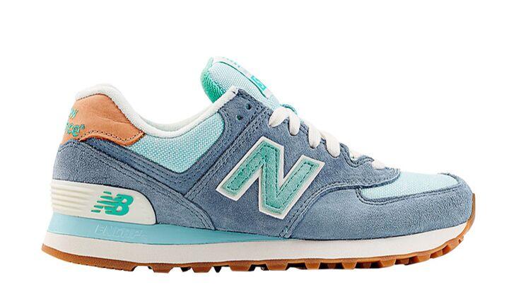 Sneakers von New Balance, um 100 Euro