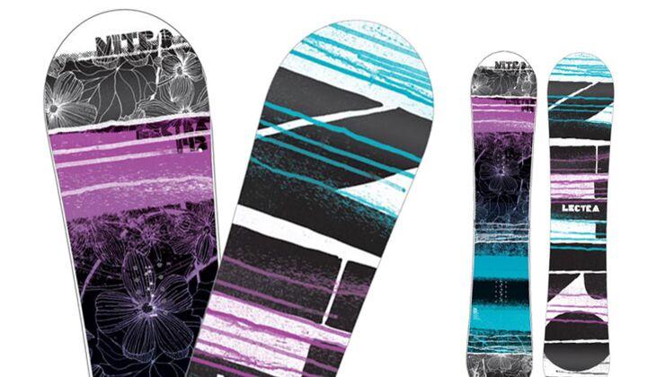 "Snowboard ""Lectra Echo"" von Nitro"