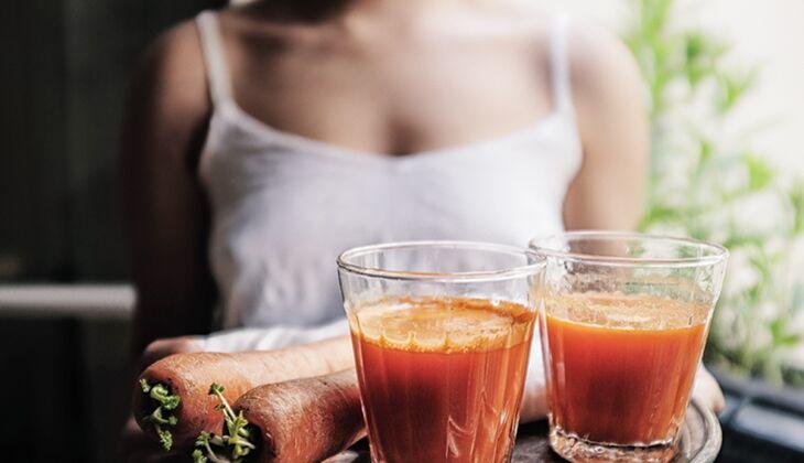 So viel Vitamin A steckt in Karotten