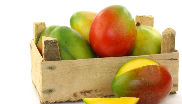 So viel Vitamin A steckt in Mangos
