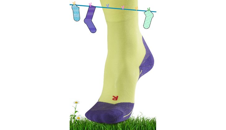 Socken und Strümpfe mit Pfiff