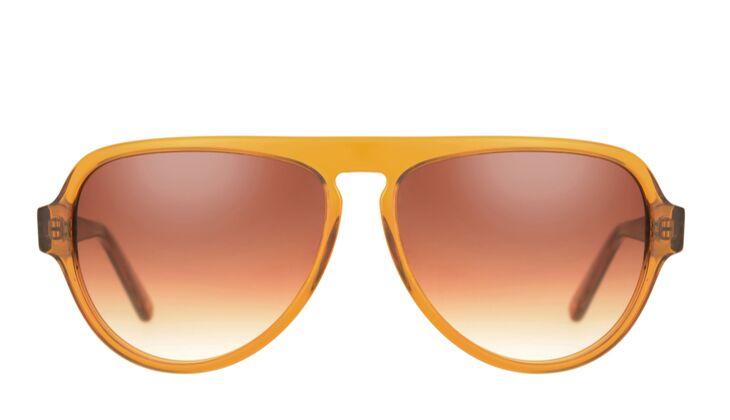 Sonnenbrille gelb von Liebeskind