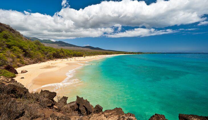 Sonnenziele im Herbst und Winter: Hawaii