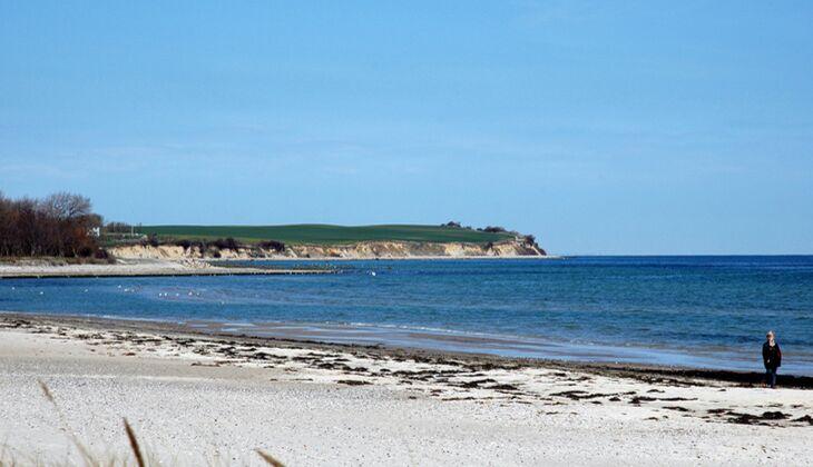 Strand an der Ostsee: Boltenhagen