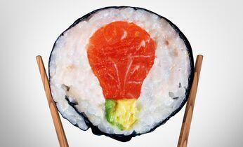 Sushi selber machen? Gute Idee!