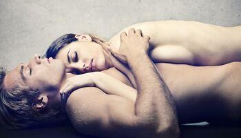 Tiefer Schlaf nach gutem Sex