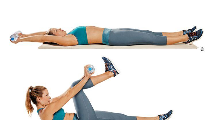 yoga übungen zum abnehmen mit bildern