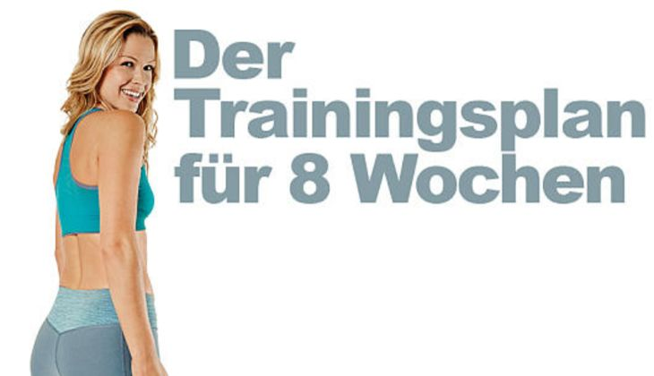 Trainingsplan flacher Bauch