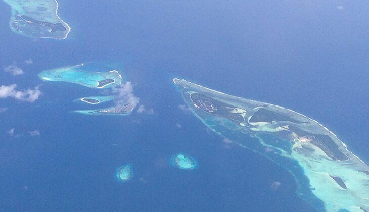 Traumurlaub auf den Malediven