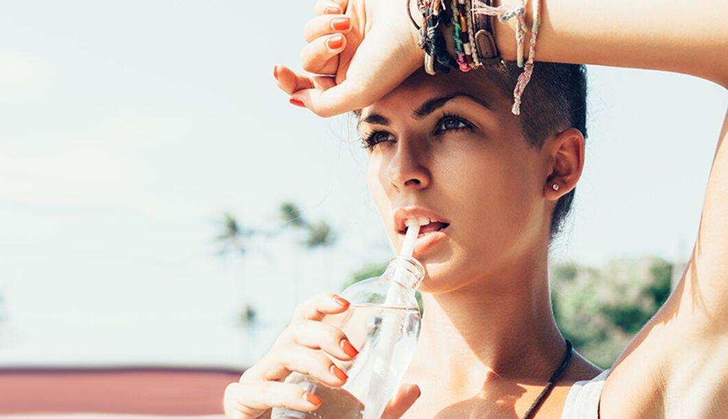 Trinken bei Hitze: 7 goldene Regeln