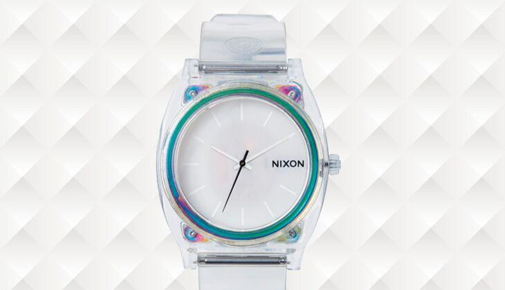 Uhrentrends 2014: weisse Uhren