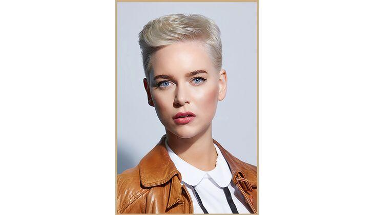 Ultra blond, ultra kurz: Frisurentrend 2016 für Frauen