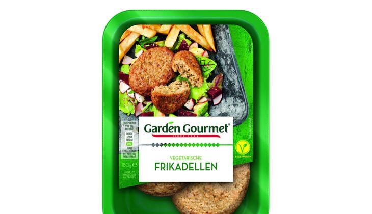 Vegetarische Frikadellen von Garden Gourmet
