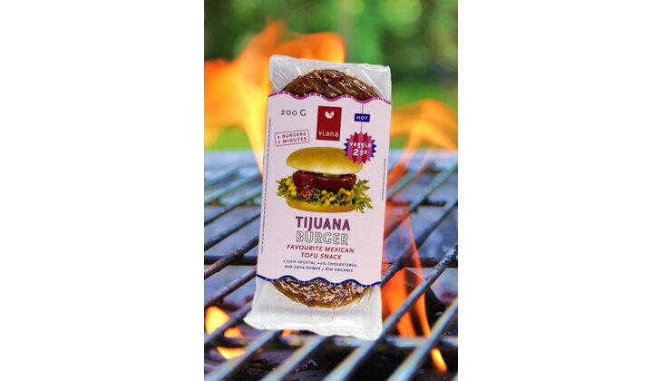 Veggie 2 Go Tijuana Burger von Viana