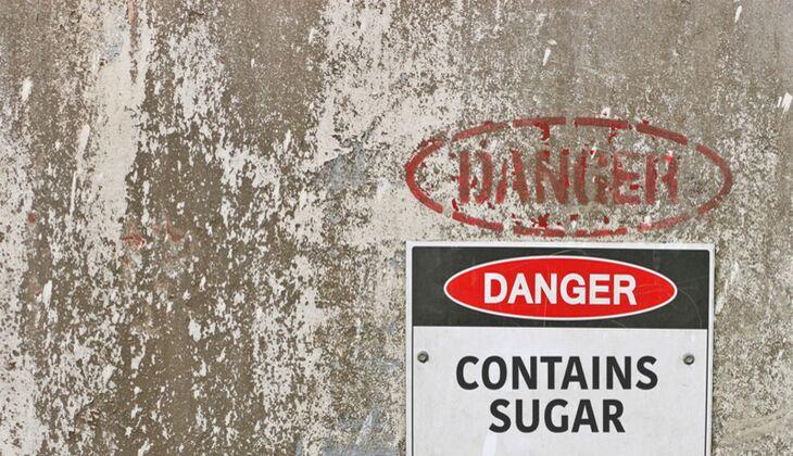 Versteckter Zucker lauert überall