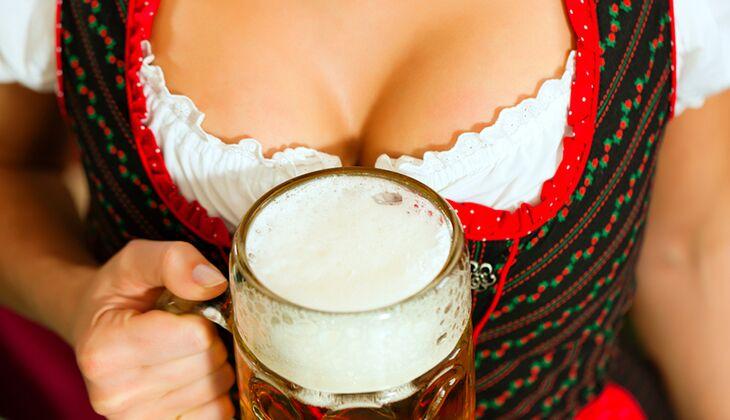 Warum trinken Männer Bier?