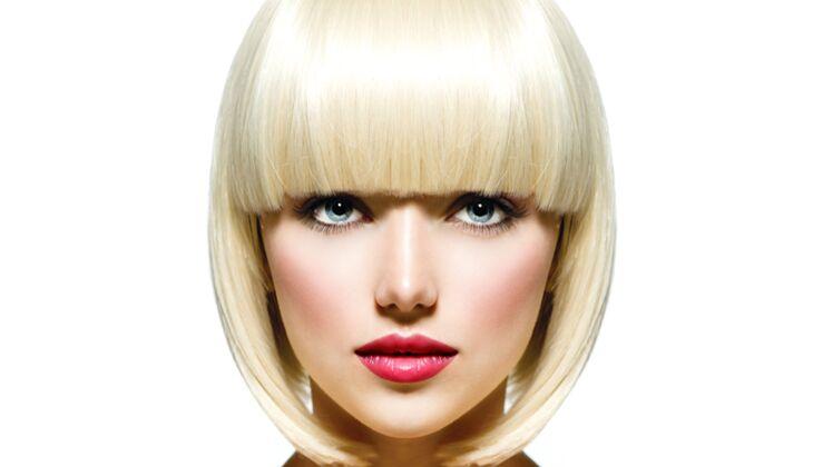 Wasserstoffperoxid kann Haare extrem aufhellen