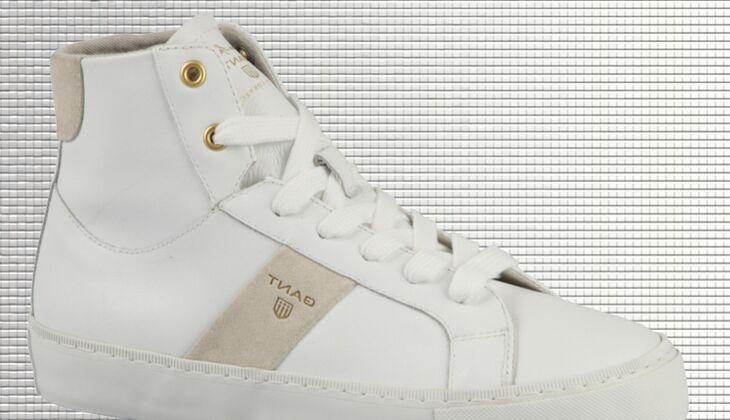 Weiße Sneaker von Gant