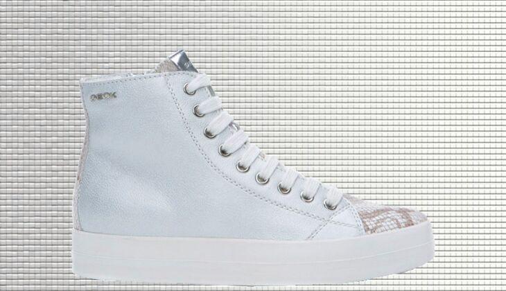 Weiße Sneaker von Geox