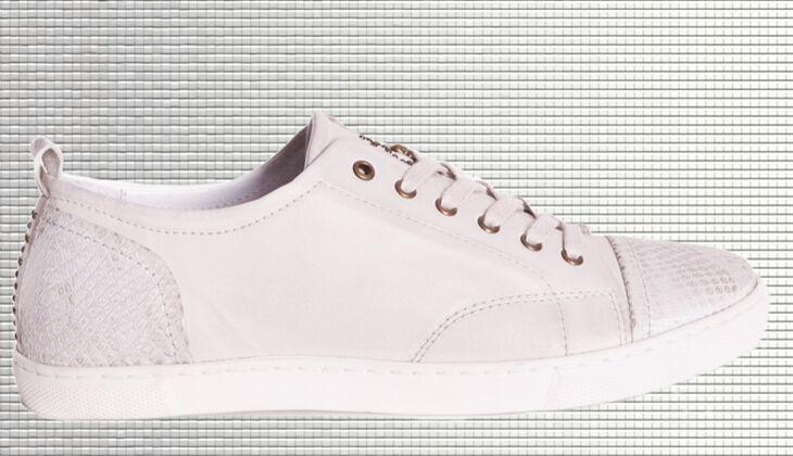 Weiße Sneaker von Ikks