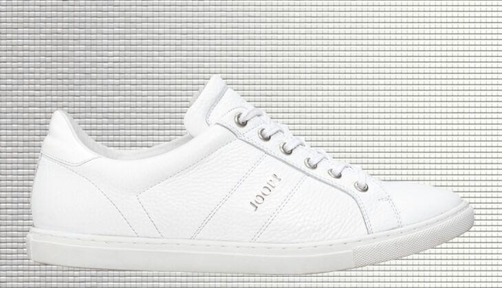 Weiße Sneaker von Joop