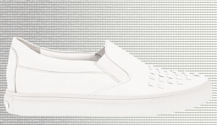 Weiße Sneaker von Kennel & Schmenger