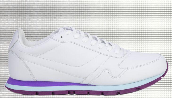 Weiße Sneaker von Lacoste