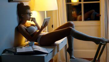 Wenn Frauen Pornos schauen, dann am liebsten Filme, in denen Frauen Sex mit anderen Frauen haben