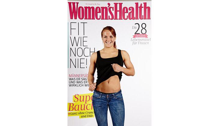 Wer wird Women's-Health-Fitness-Model?