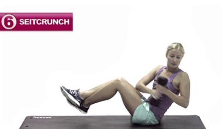 Wintersport-Workout mit 11 Übungen