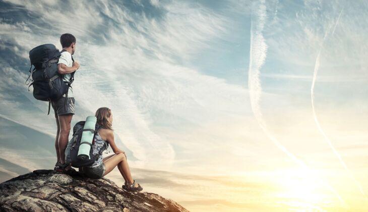 Wochenendtipp: Bergtour bei Sonnenaufgang