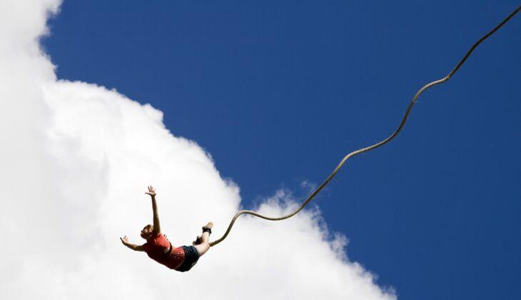 Wochenendtipp: Bungee-Jumping